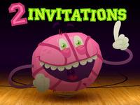 2 more INVITATIONS