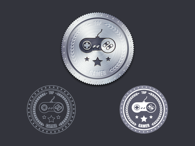 badge psd