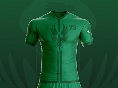 Soccer Uniform (Hero Design) 3d render illustration sports apparel clothing