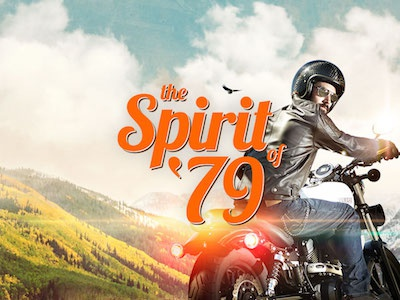 The Spirit of '79 (Classic) vintage apparel motorcycle