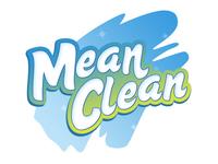 Mean Clean Logo