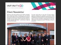 Infiniti Newsletter