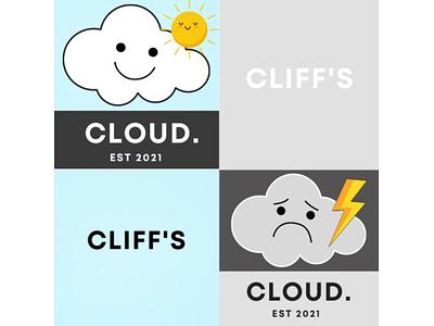 Cloud Computing Co. Logo vector logo illustration icon design branding