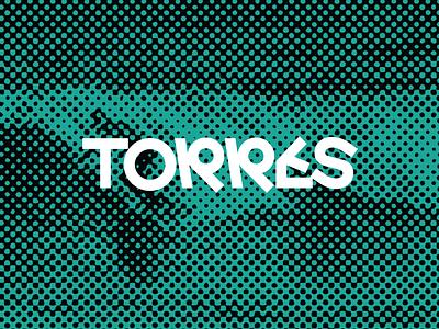 Torres City Identity icon branding logo design