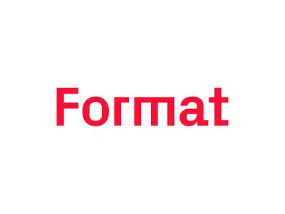 I've joined Format! product designer logo joined format
