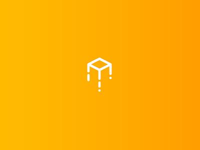 Retail Growth logo branding box retail