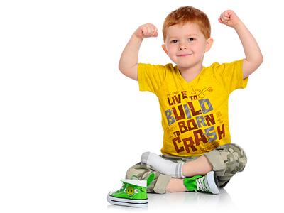 Born to Crash Kid