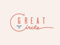 Great Circle - Unused mark
