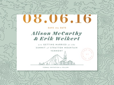 E&A - Unused Save the Date
