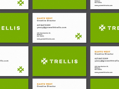Trellis Business Cards