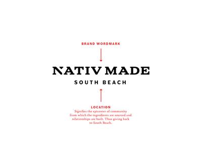 Nativ Made Wordmark