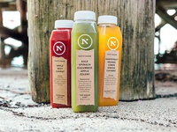 Cold-Pressed Juices!