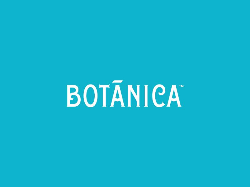 Unused Botanica Wordmark typography illustration branding texas san antonio music festival music botanica