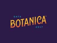 Unused Botanica Wordmark V2