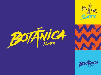 Botánica - Unused Design Direction 2