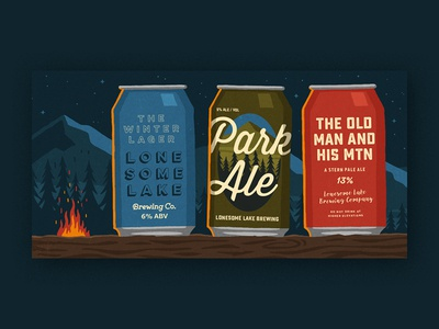 MyFonts Yellow Design Bundle forest woods typography fonts hiking camping black friday myfonts