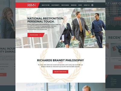 Law Firm Website Design law lawyer web