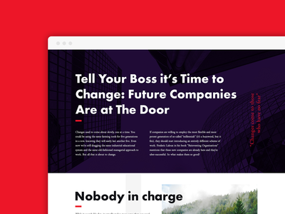 Page for one Ukrainian company