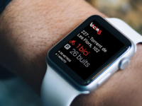 Bicing Apple Watch App