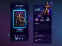 Icy Veins Concept - Heroes Of The Storm