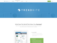 Trendkite marketing about our product