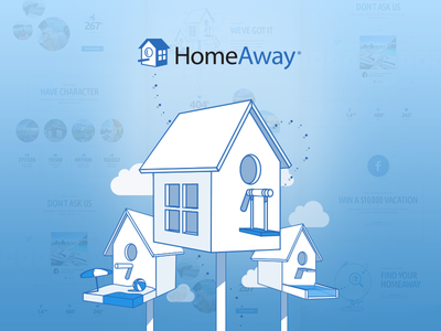 HomeAway and Handsome marketing mobile ios7 responsive clean premium handsome homeaway