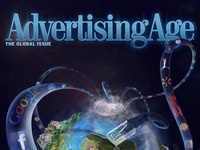 Advertising age cover