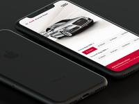 Audi Reservation Flow