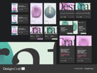 DesignCraft Brand Identity