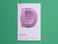 DesignCraft Poster