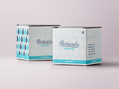 Rainwater Packaging