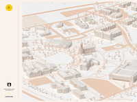 Southwestern Campus Map Experience