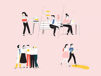 Sana Benefits   Illustrations