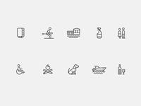 Vaystays icons