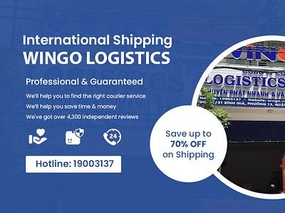 Wingo Logistics banner