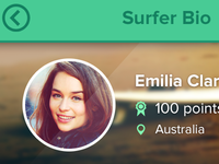 SurfPeople UI