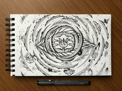 Eye of the worlds