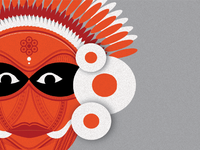 02 Theyyam - Dance Series