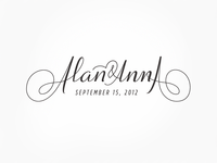 Alan & Anna Custom Wedding Script