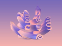 3D Alchemy Logo