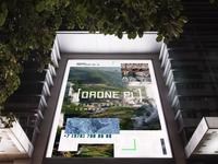 Drone Pi : Identity : Poster