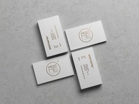About me | Business card