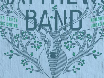 Dave Matthews Band Tee WIP