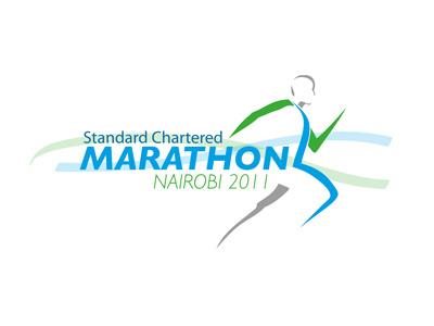 Standard Chartered Nairobi Marathon nairobi marathon africa kenya logo