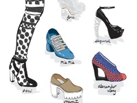 Silly Shoes of NYFW