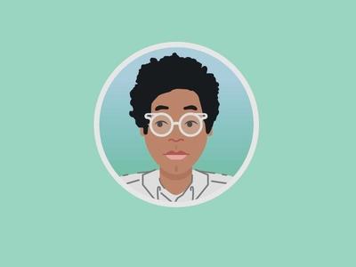 Toro y moi Avatar music icon illustrator illustration icon avatar