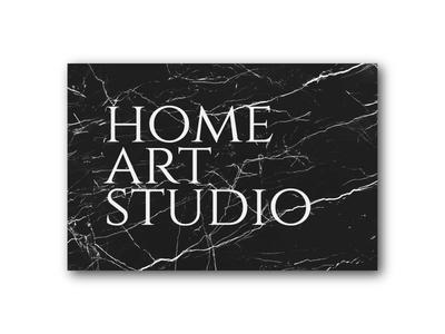 Home art concept