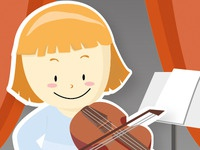Illustration for Children Multivitamin Products Packaging