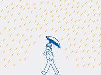 Nothin' Like a Rainy Day