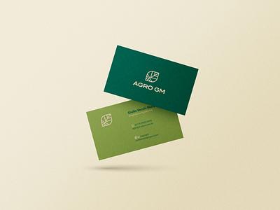 Branding | Agro GM brand logomarca logotipo design logo branding
